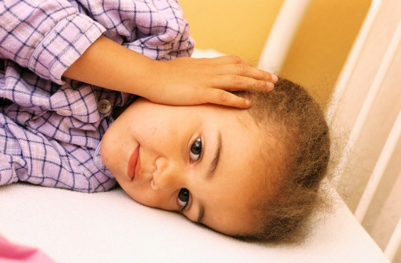 Болят уши при простуде - Простудные заболевания