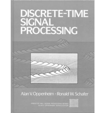 Signals and systems textbook by Alan VOppenheim