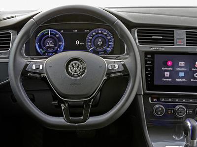 Volkswagen научил свои автомобили общаться сжилыми домами