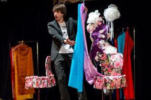 Театр «Камер-юнкер» представил нижегородцам французскую комедию