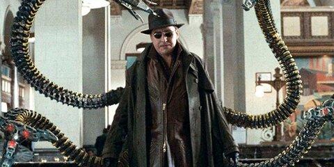 Альфред Молина вернется кроли Доктора Осьминога в«Человеке-пауке»