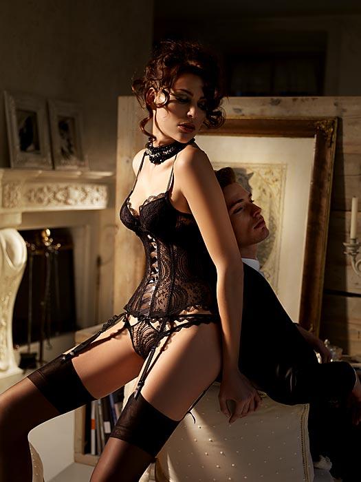 Эротическое фото моделей в нижнем белье