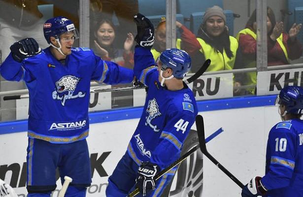 Рижское «Динамо» потерпело пятое поражение кряду, уступив «Барысу»