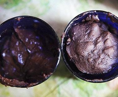 Рецепт Быстрые шоколадные кексы вкружке