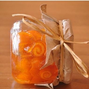 Рецепт Варенье изапельсиновых корок