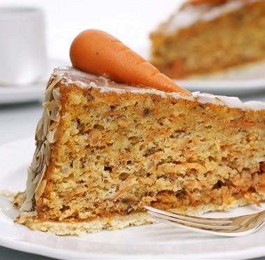 Рецепт Бабка морковная