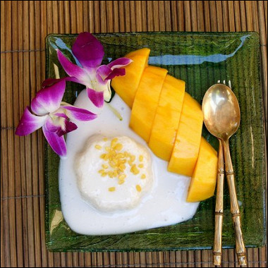 Рецепт Бананово-кокосовый пудинг стапиокой (che chuoi)