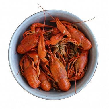 Рецепт Вареные раки с укропом и морковью