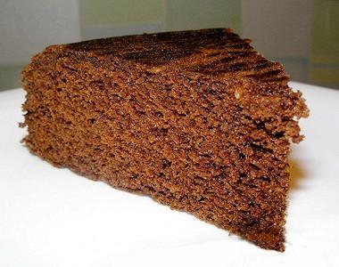 Рецепт Бананово-шоколадный кекс вмикроволновке