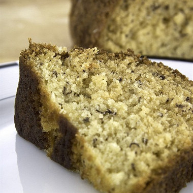 Рецепт Быстрый банановый хлеб