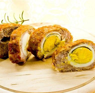 Рецепт Яйца по‑шотландски