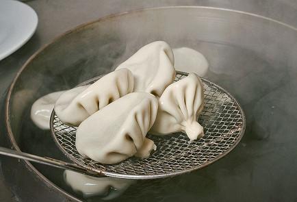 Фото приготовления рецепта: Хинкали - шаг 6
