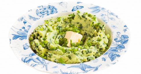 Колканнон пошаговый рецепт с видео и фото – ирландская кухня, вегетарианская еда: основные блюда