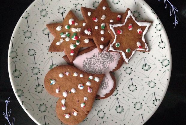 Айсинг — глазурь для рисования на печенье