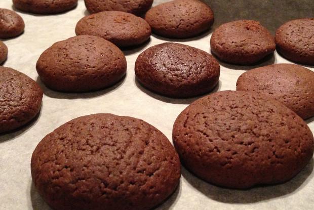 Рецепты шоколадного печенья в домашних условиях пошагово простые