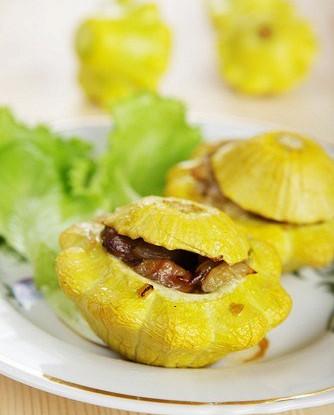 Рецепты из патиссонов блюдо — pic 6