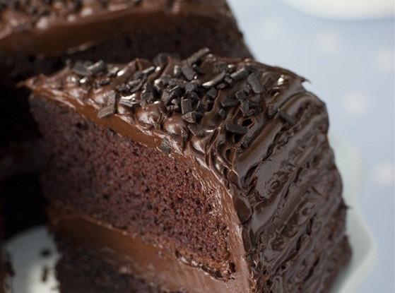 Шоколадный торт своими руками фото