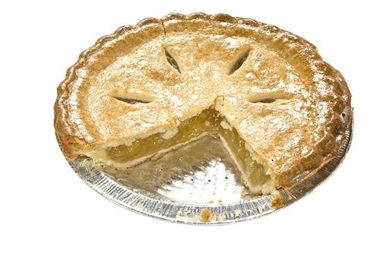 Ананасовый пирог с вишней