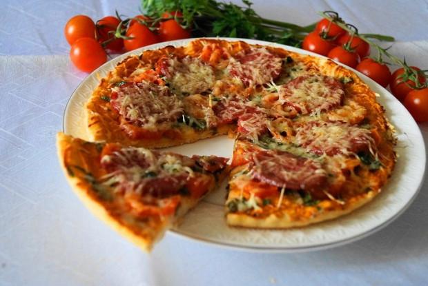 ташир пицца рецепт с фото