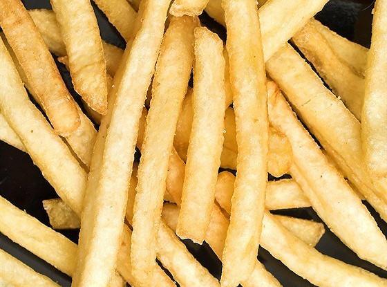 Хрустящий картофель по-французски