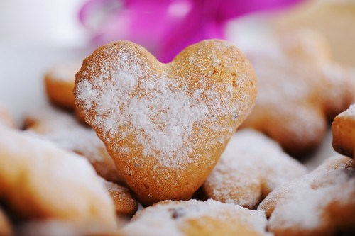 Печенье сметанное
