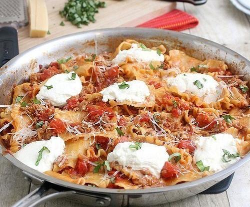 Лазанья рецепт приготовления на сковороде пикша рецепты приготовления в фольге в духовке
