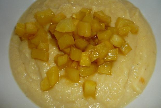 Праздничный суп с репой и медом