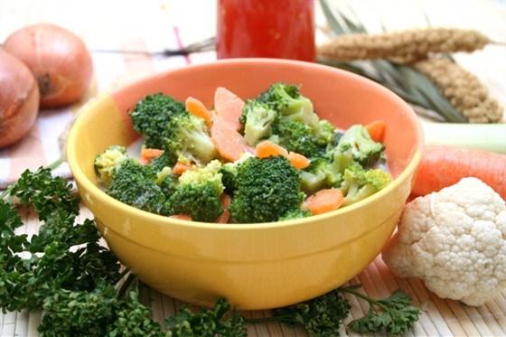 Чесночные овощи