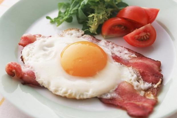 Как сделать яичницу рецепт 651