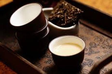 Джомба (Калмыцкий чай)
