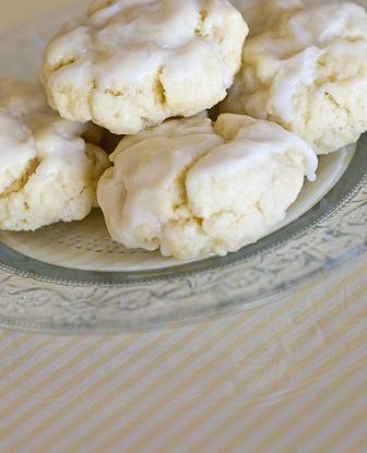 Итальянское анисовое печенье (Angelonies)