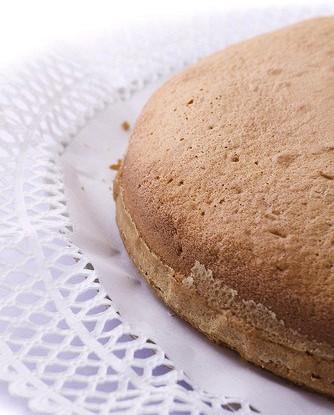 Простой сметанный пирог
