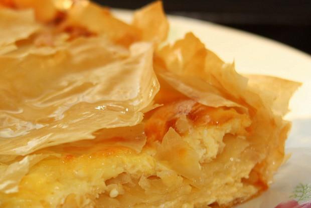 Банница (слоенный болгарский пирог)