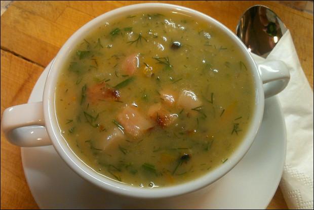 Суп с ребрышками рецепт с фото пошагово