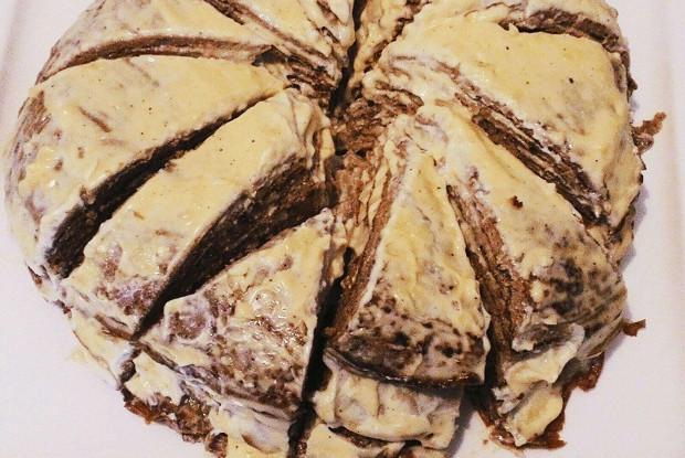 Коржики рецепт майонез