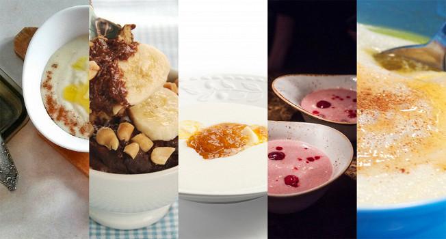 10 рецептов манной каши