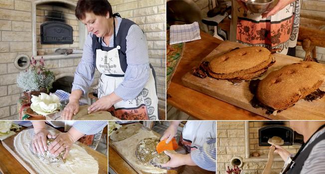 Как выпекают традиционный эстонский хлеб