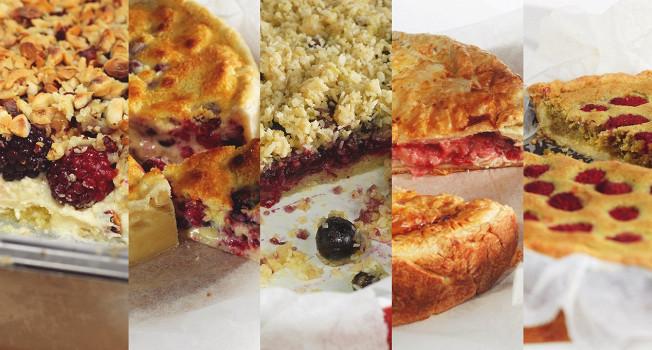 Ягодные пироги Ираиды Корягиной