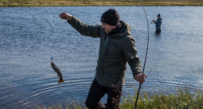 Ловля форели, птичий базар и вкус северного щавеля