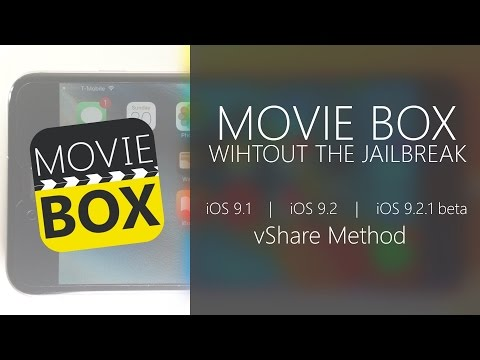 Download Movie Box App for iOS 93, 931 with