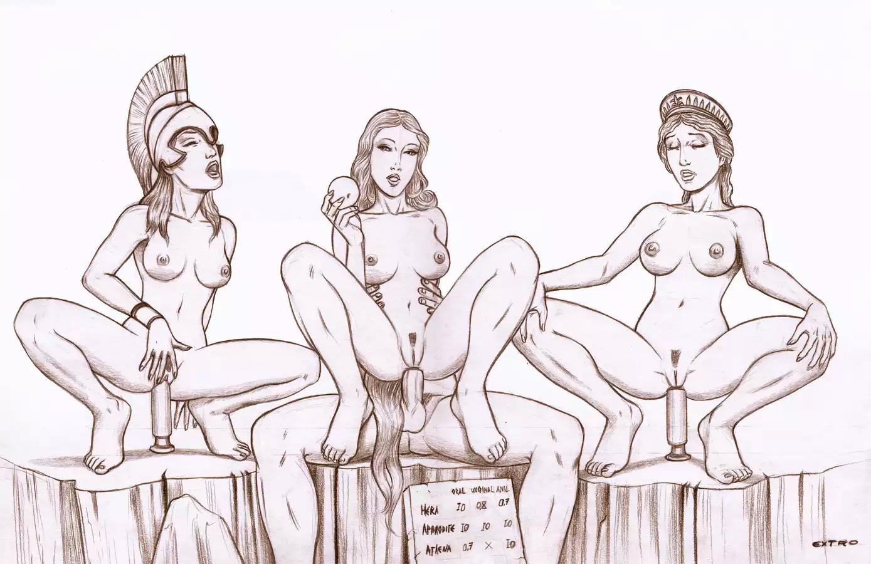 Афины порно