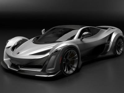 Канадские тюнеры Porsche построили собственный гиперкар смотором отPorsche