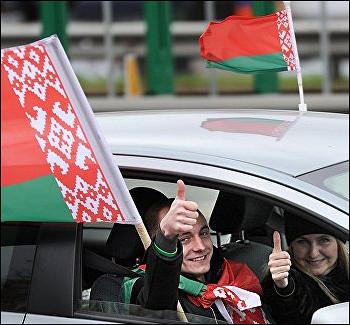 Эксперт объяснил, почему насамом деле белорусы поддерживают Лукашенко