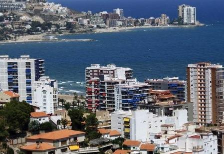 Падение цены на недвижимость в испании