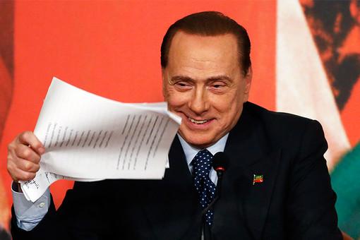 Берлускони поддержал Катрин Денев ввопросе домогательств