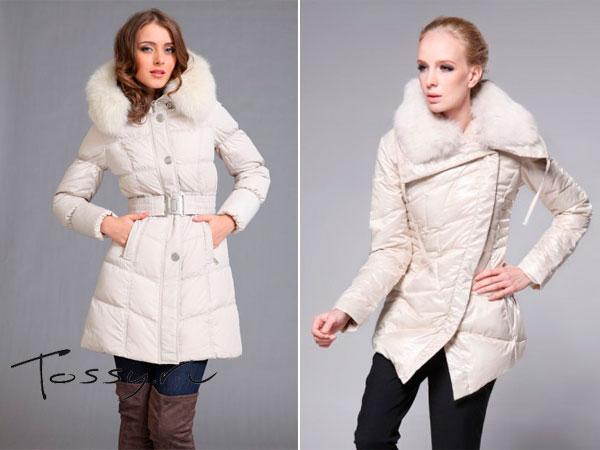выбор зименй куртки