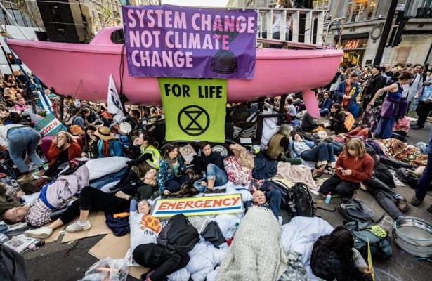 Треть жителей Европы иСШАнезнают ороли человека визменении климата