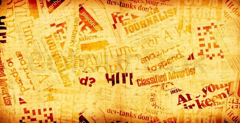 Buy journalism paper
