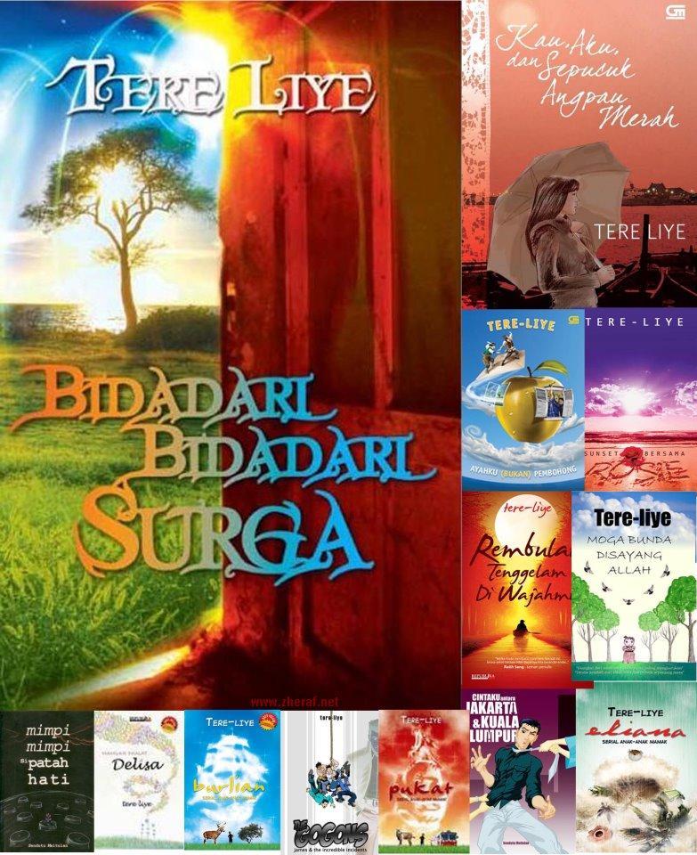 Download Ebook pdf Novel karya Tere Liye Gratis