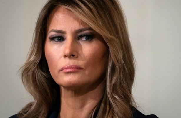 Супруге Трампа непонравилась роль первой леди США